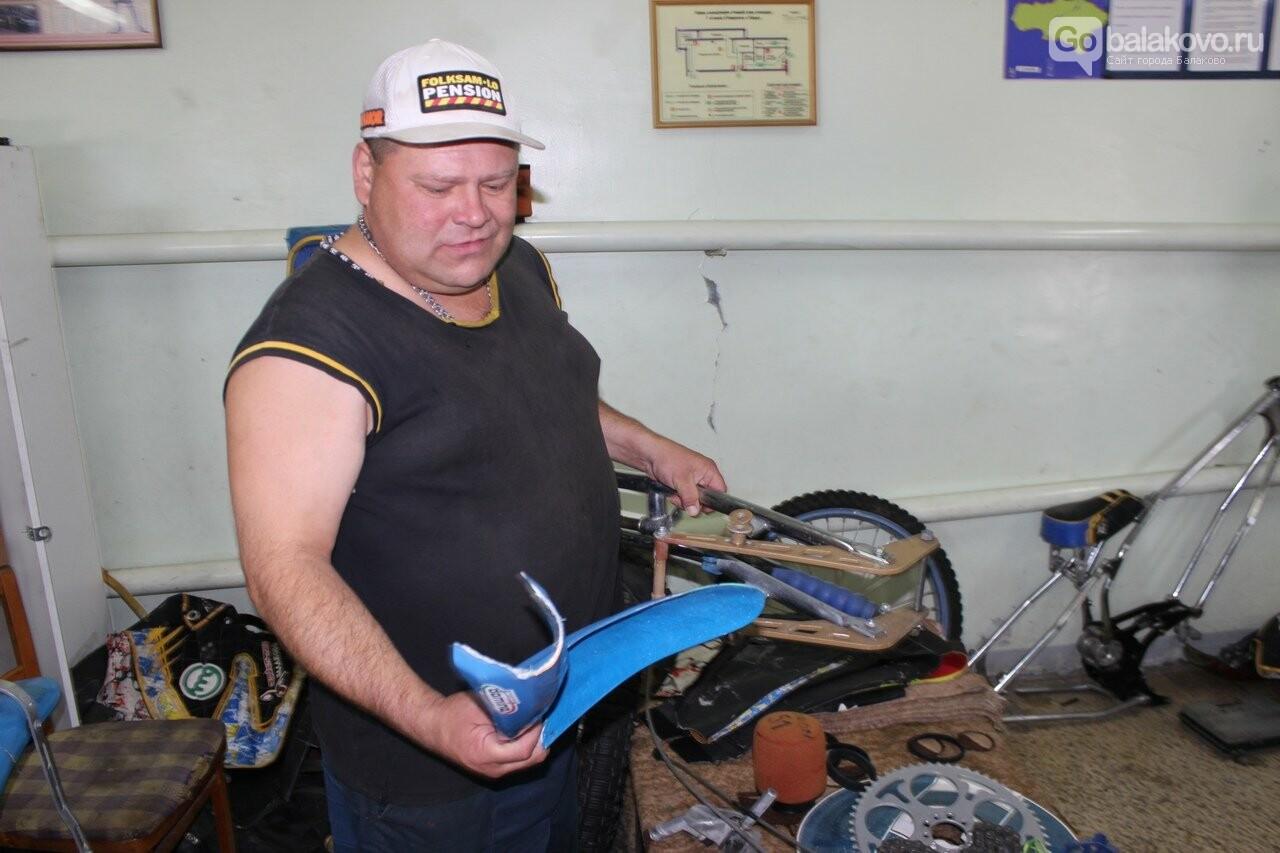 """Все во имя зрителя: интервью с отцом капитана балаковской """"Турбины"""" , фото-1"""