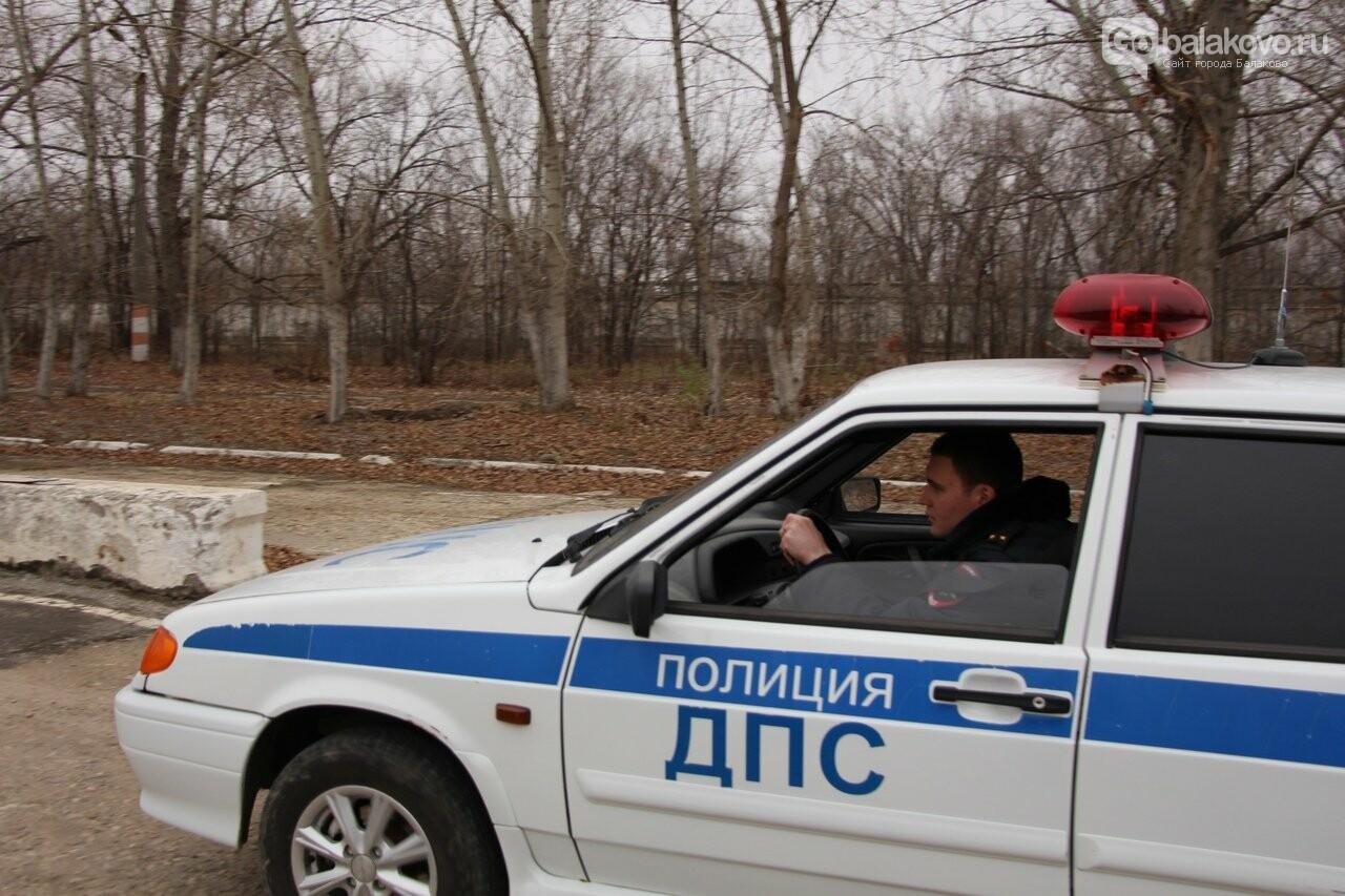 Лучших полицейских-водителей определили в Балаково, фото-2