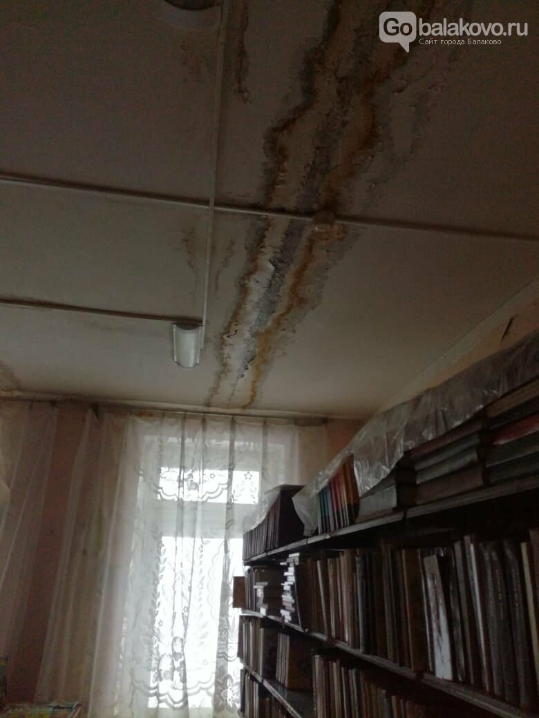 В балаковском селе администрация и библиотека переехали в детсад с протекающей крышей, фото-5