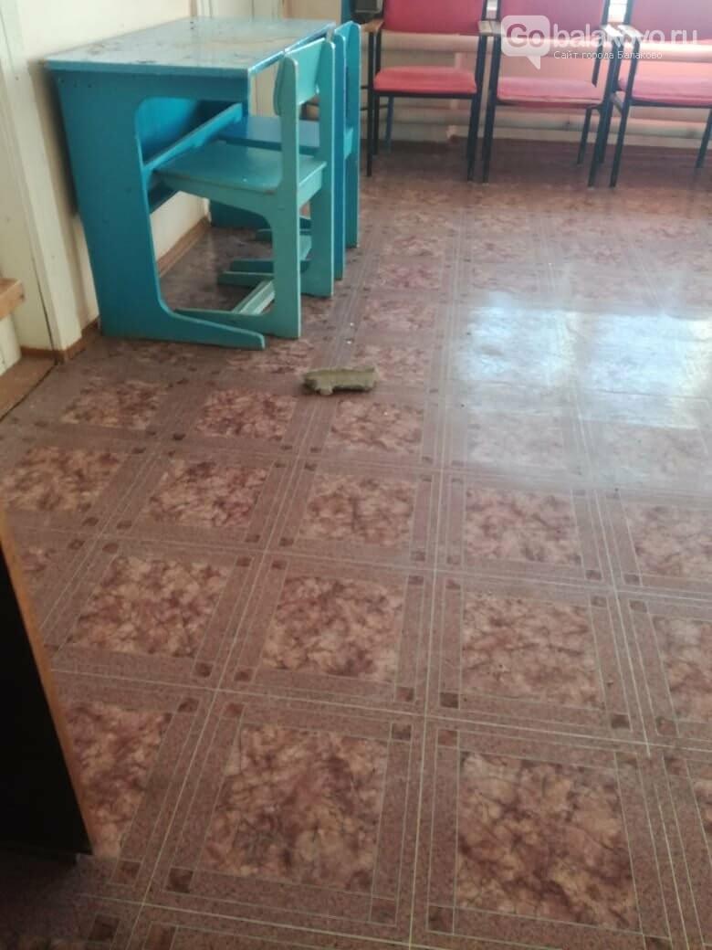 В балаковском селе администрация и библиотека переехали в детсад с протекающей крышей, фото-1