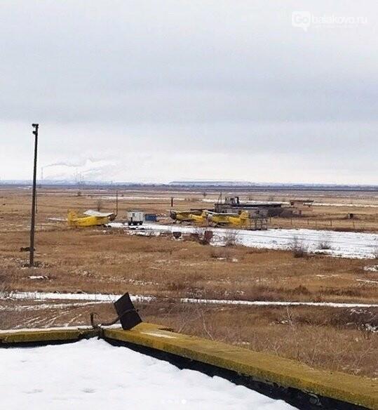 Аэропорт в Балаково: специалисты приступили к изучению территории, фото-4