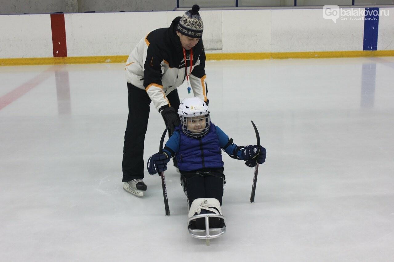 Хоккей без границ: балаковская команда ищет тренера и отзывчивых людей, фото-5