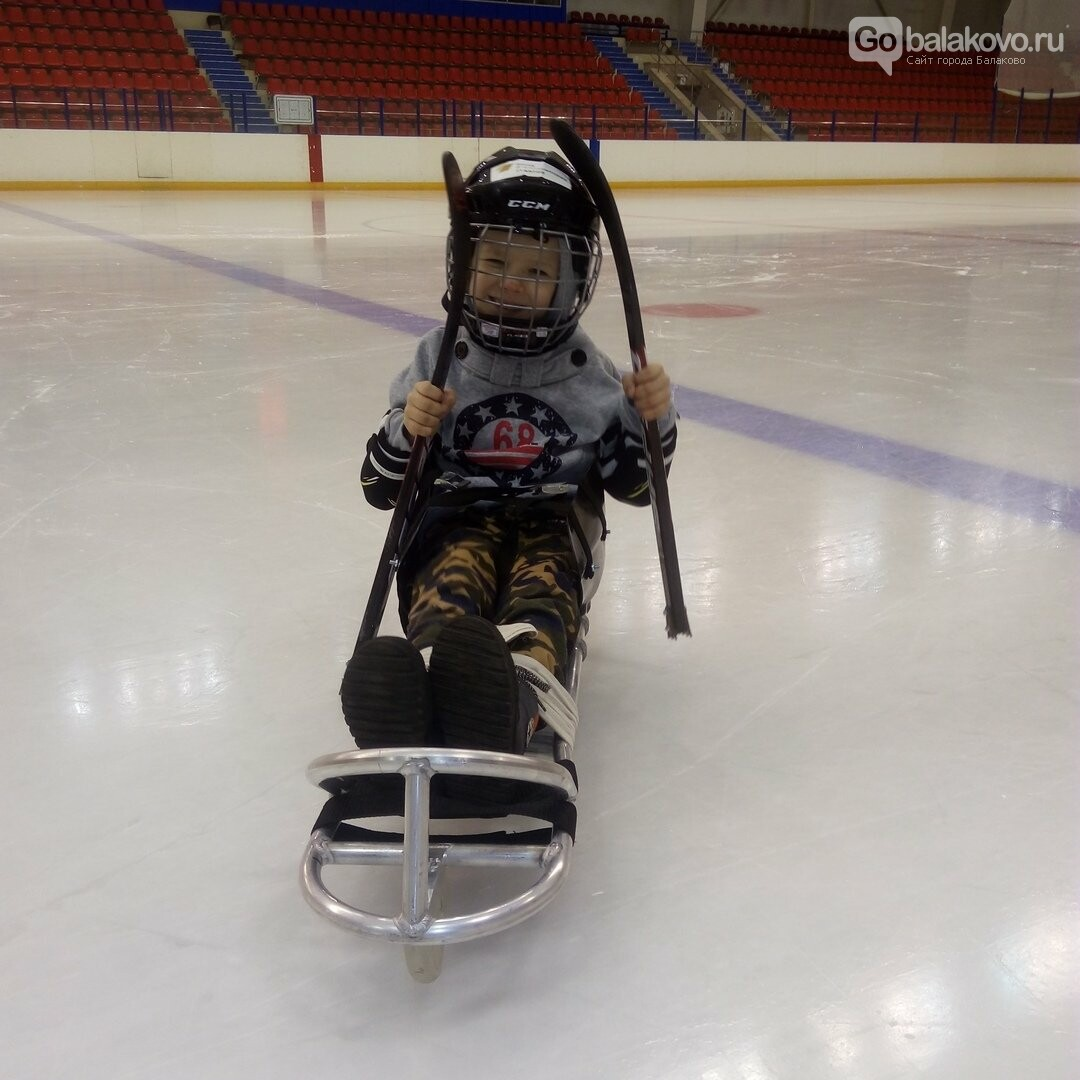 Хоккей без границ: балаковская команда ищет тренера и отзывчивых людей, фото-2