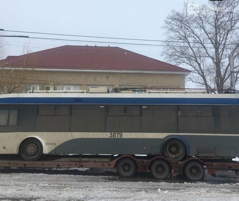 Первые три троллейбуса из Москвы доставили в Балаково, фото-2