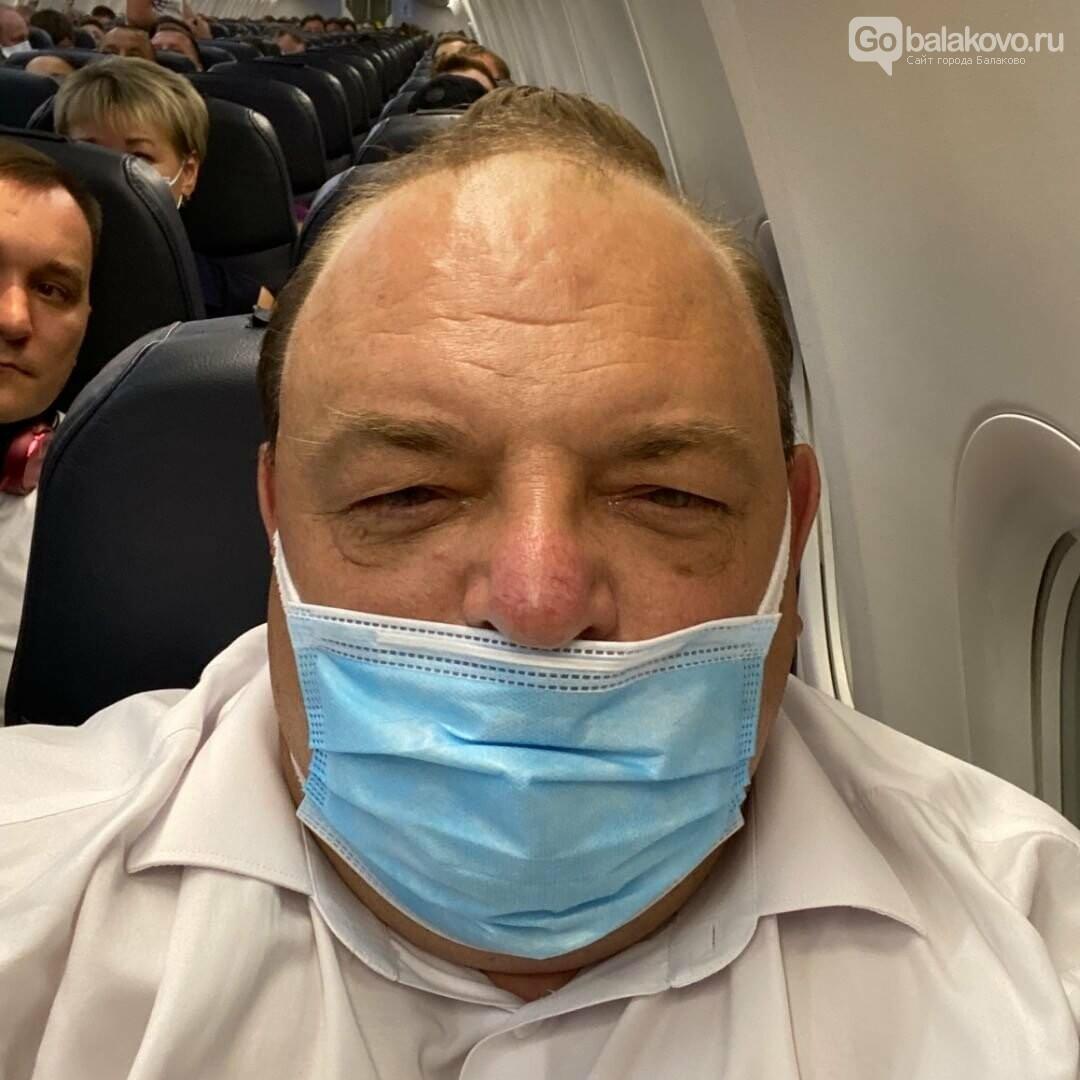 Губернатор выздоровел, министр заболел, фото-1