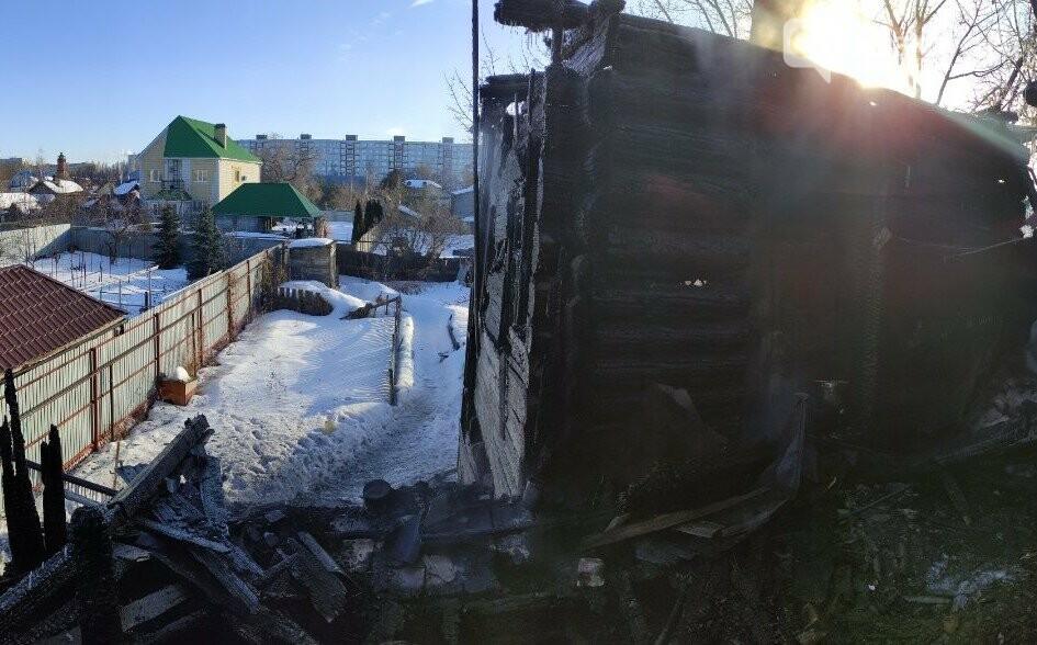 В Балаково на пожаре погиб пенсионер, фото-2