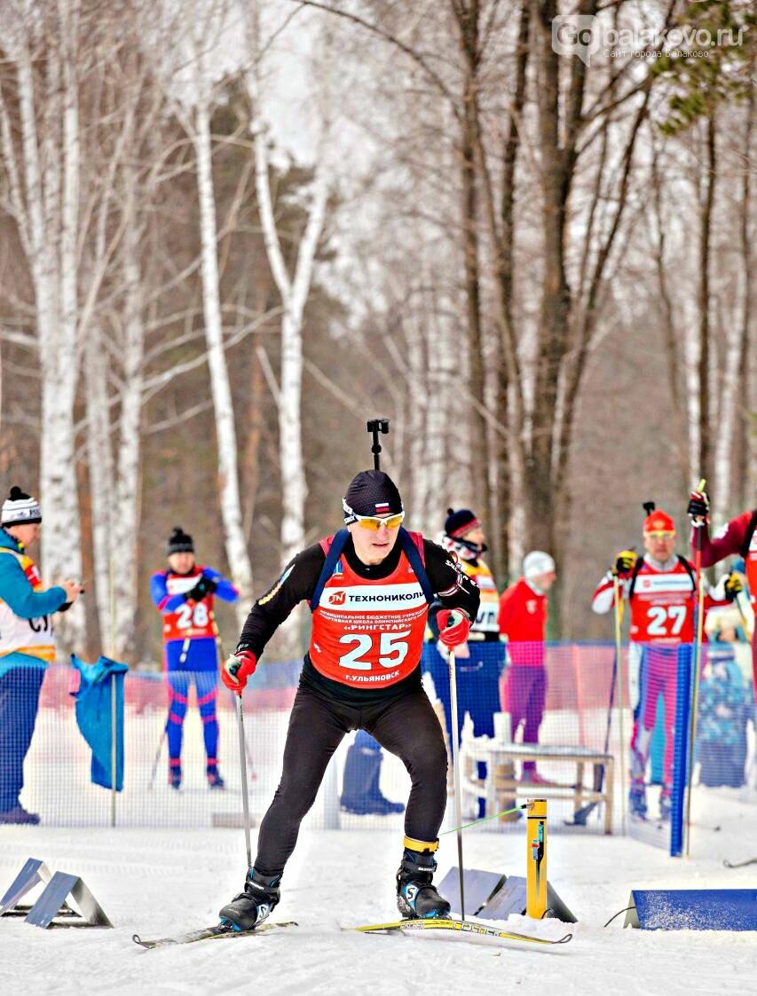 Мастера биатлона Балаковской АЭС завоевали золото чемпионата России , фото-2