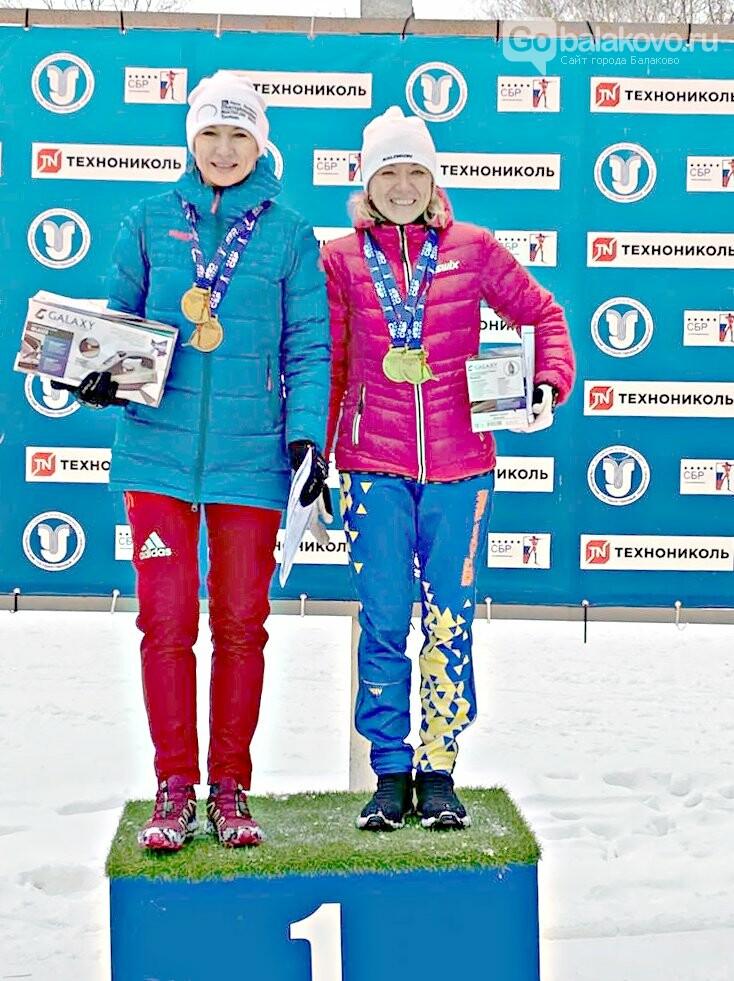 Мастера биатлона Балаковской АЭС завоевали золото чемпионата России , фото-3