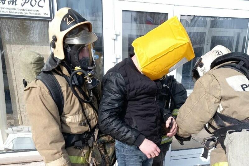 Из «Спортэкса» эвакуировали людей, фото-2