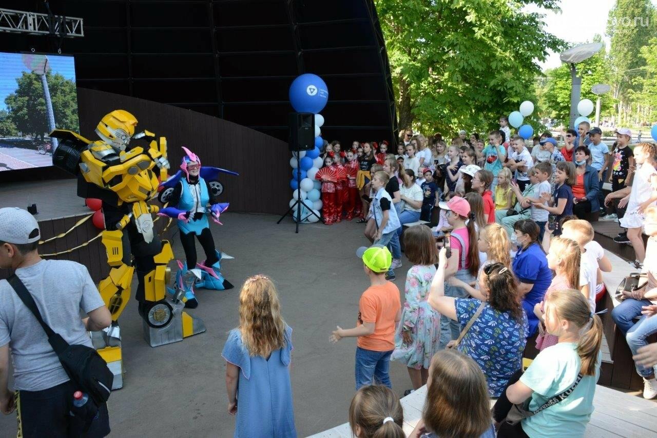 Балаковская АЭС поздравила ребят с окончанием учебного года ярким фестивалем «ЭКО-лето», фото-3