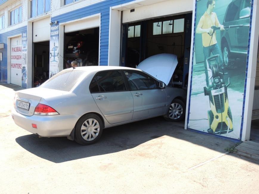 отремонтировать машину в Балаково