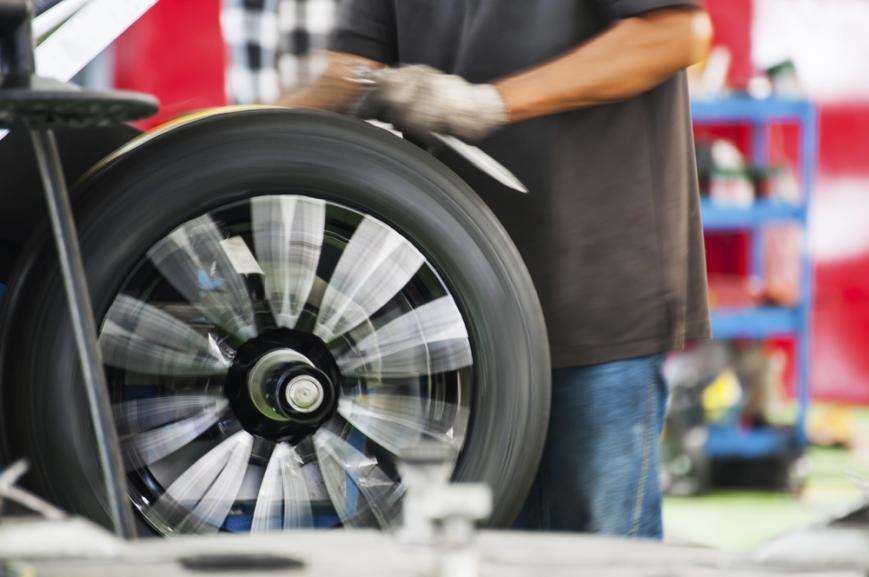 балансировка колес в Балаково