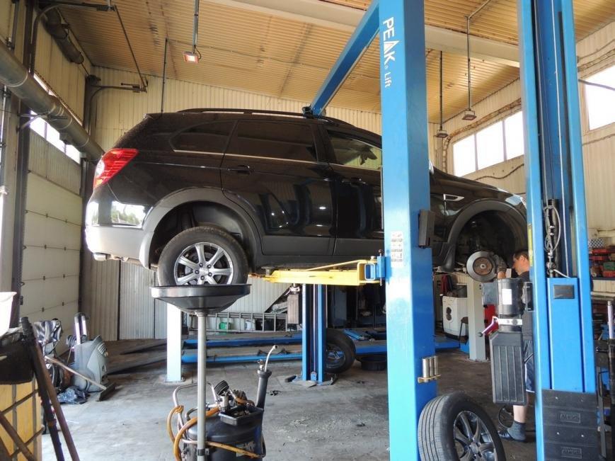ремонт автомобилей в Балаково