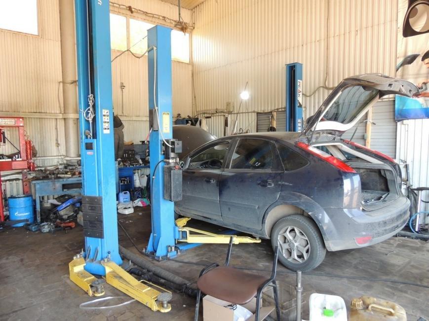 ремонт машин в Балаково