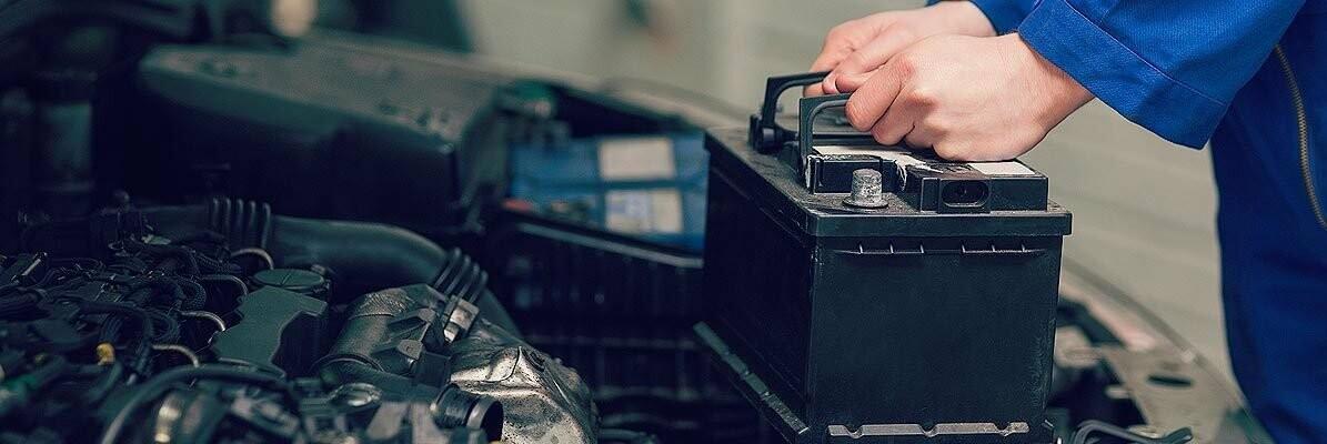 проверка и зарядка аккумулятора в Балаково