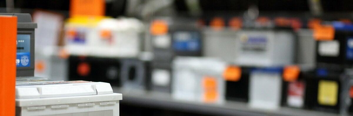 продажа аккумуляторных батарей для авто