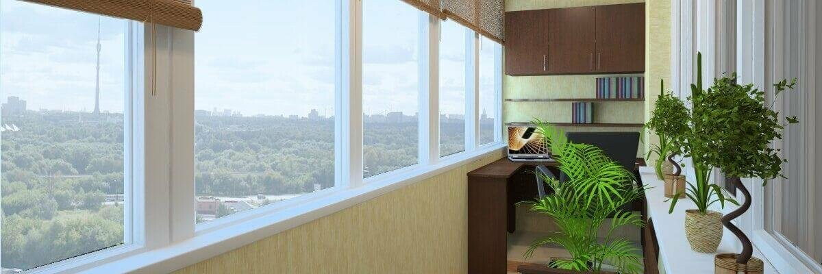 отделка балконов и лоджий в Балаково