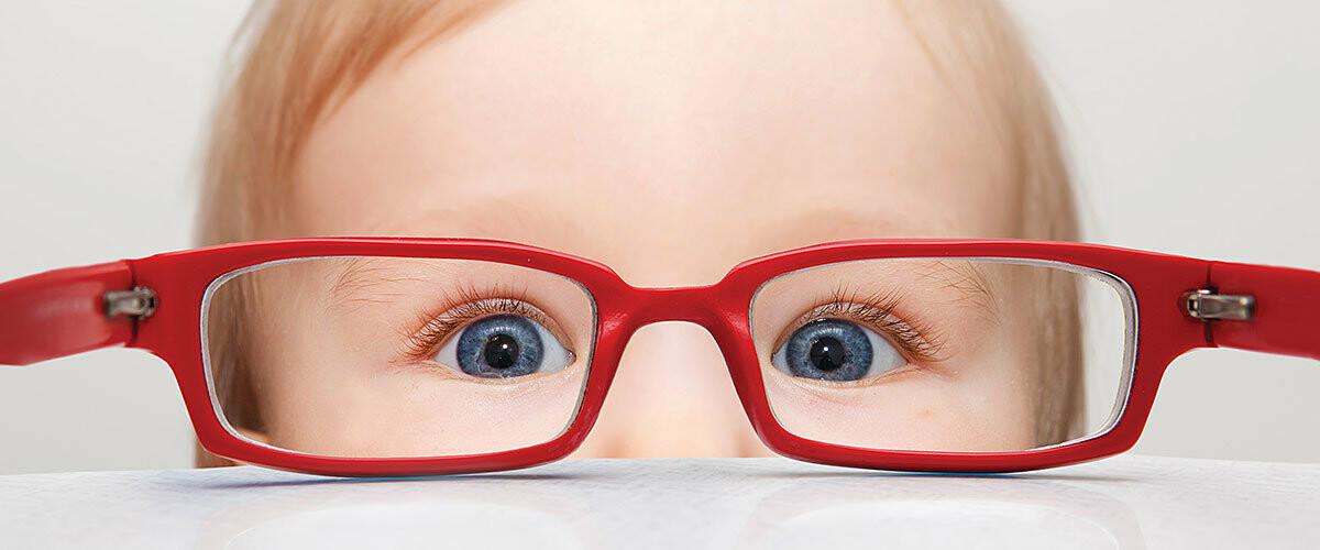 детская офтмальмология