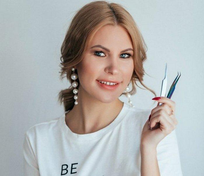 Елена Захарова в Балаково