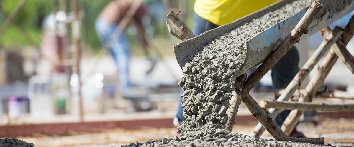 бетон, железобетонные изделия