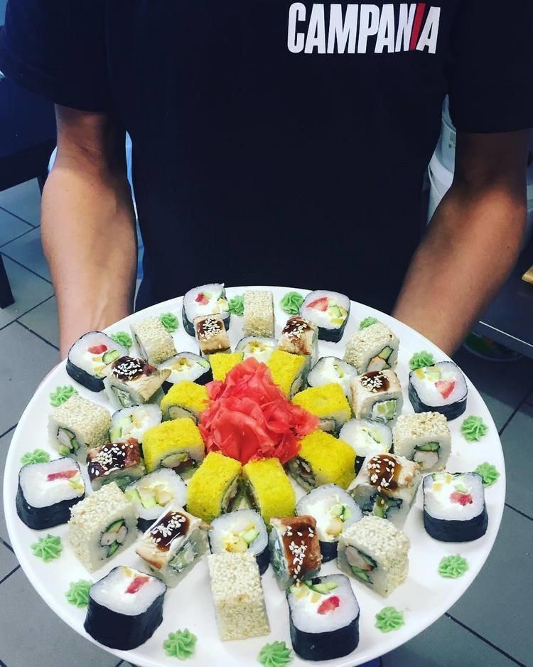 суши в Балаково